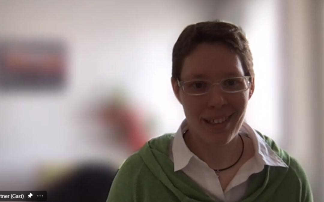 "Lena Kästner presents ""On Understanding AI"" at Leiden workshop on Explainable Medical AI"